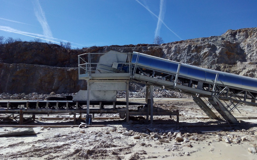 Special conveyor belts