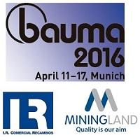 Miningland-Bauma 2016