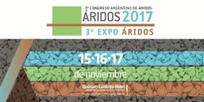 Aggregates Congress in Argentina