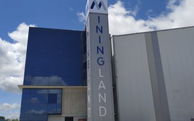 Nouvelles installations Miningland Machinery